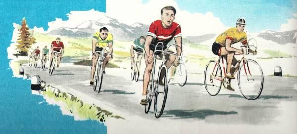 disegno bici