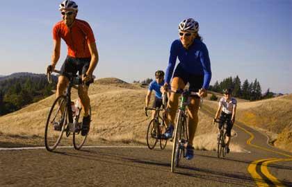 paesaggi e biciclette