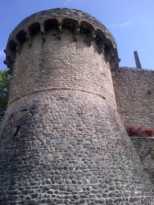 castiglione, la torre