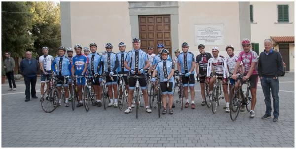 pedalata della memoria Gruppo Ciclistico USV1919