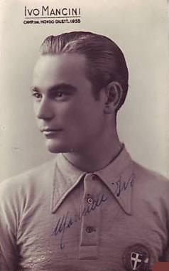 Ivo Mancini Ciclista USV 1919