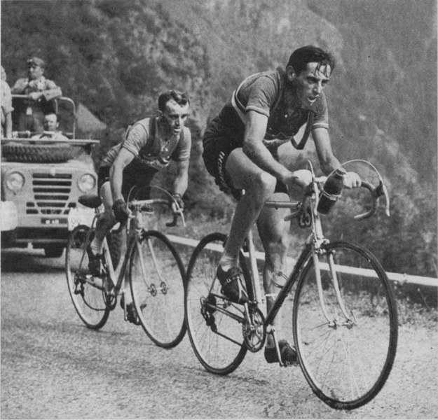 Coppi, Robic, Alpe d'Huez