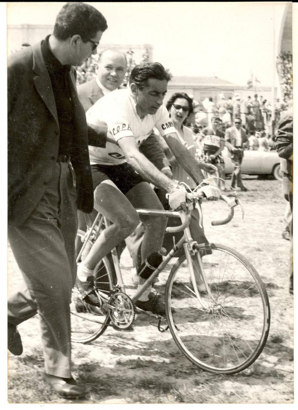 1956 coppi ritiro dal Giro