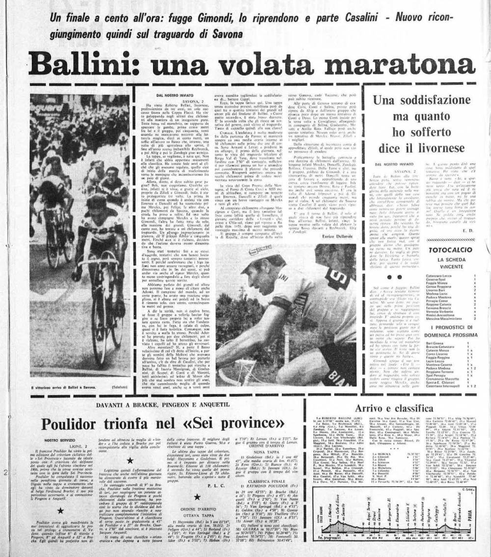 il Giro, Livorno e i livornesi, da Ottavio Pratesi a Diego Ulissi