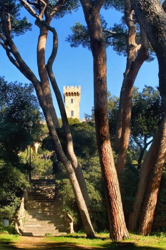 castiglioncello castello pasquini