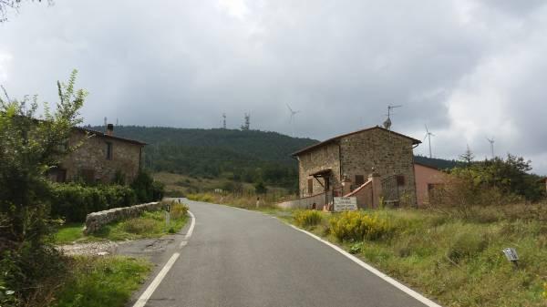 pale eoliche del Monte Vaso