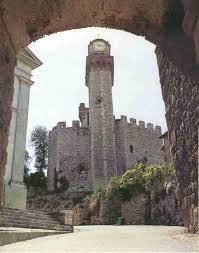 Nozzano, la torre