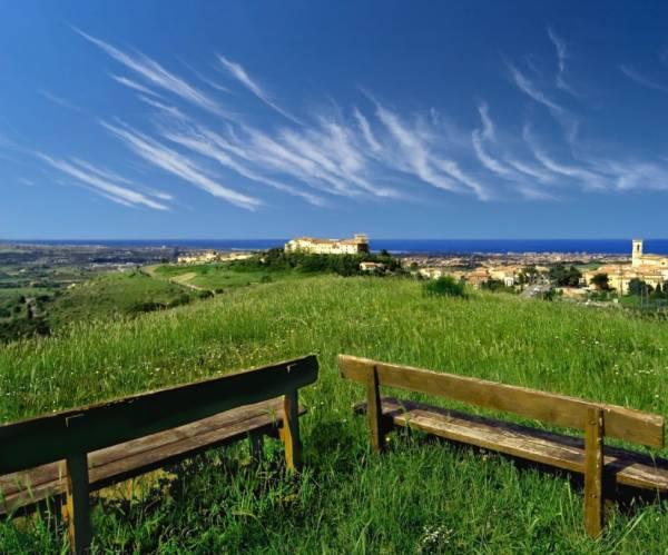 colline rosignano